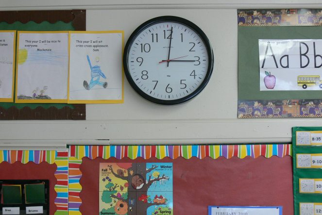 Back-to-School: Creating a Routine