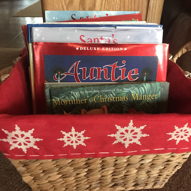 Begin a Christmas Book Countdown