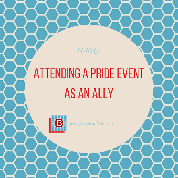 Attending a Pride Event As An Ally
