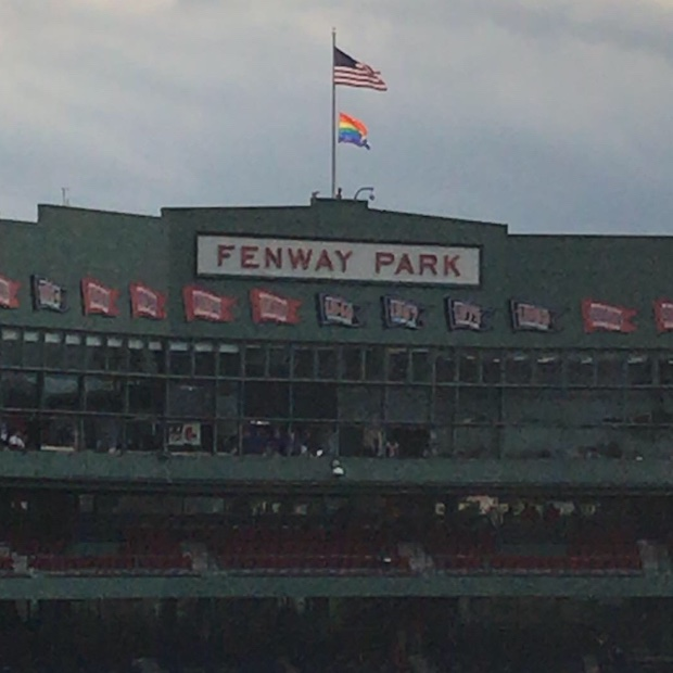 Fenway Park Pride Night