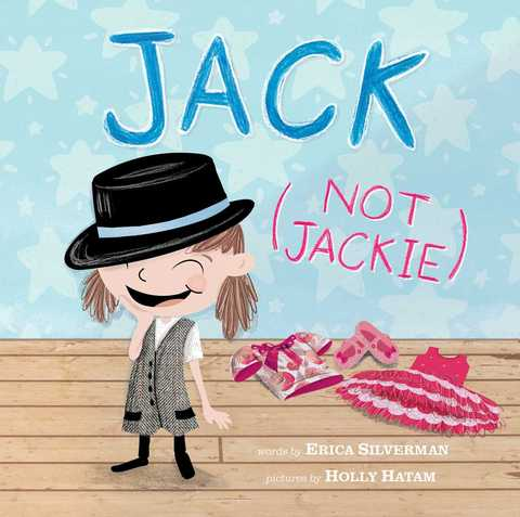 Book: Jack (Not Jackie)
